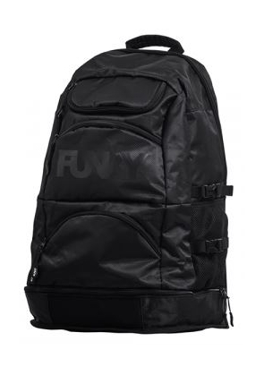 RUKSAK FUNKY ELITE BACK TO BLACK