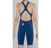LZR RACER X OPBK KSKN JF BLUE/ORANGE