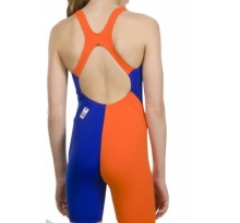 FASTSKIN ENDURANCE+ OPENBACK KSKN JF BLUE/ORANGE